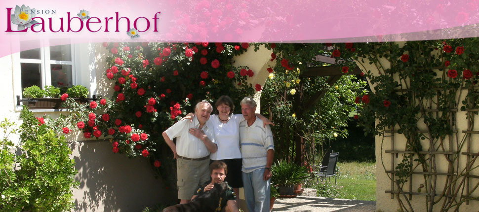 Impressionen - Pension Lauberhof in Pocking